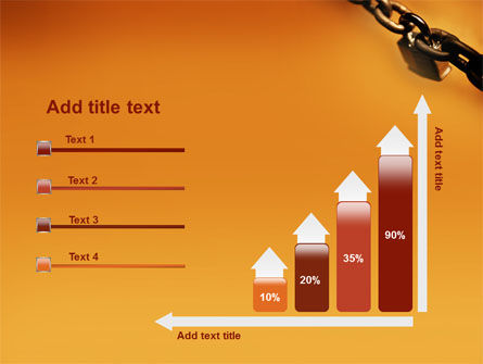 Lock This Chain PowerPoint Template Slide 8