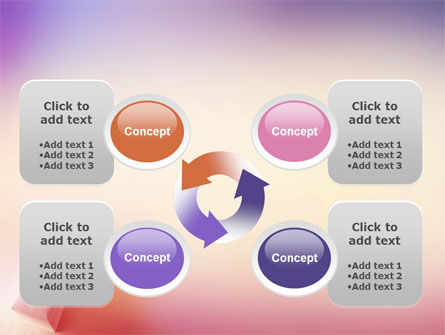 Internet Links PowerPoint Template Slide 9
