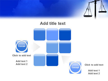 Symbol of Justice PowerPoint Template Slide 16