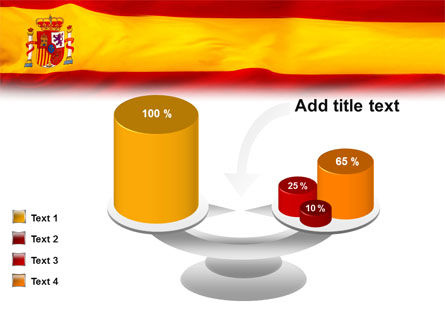 Spanish Flag PowerPoint Template Slide 10