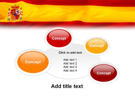 Spanish Flag PowerPoint Template Slide 16