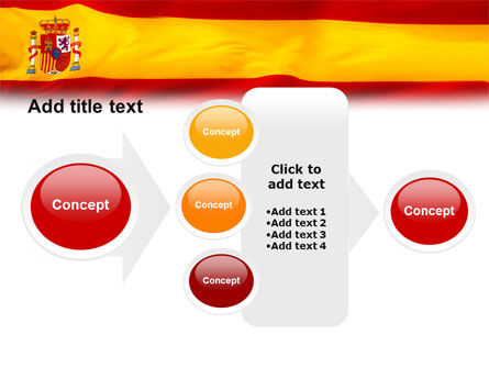 Spanish Flag PowerPoint Template Slide 17