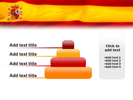 Spanish Flag PowerPoint Template Slide 8