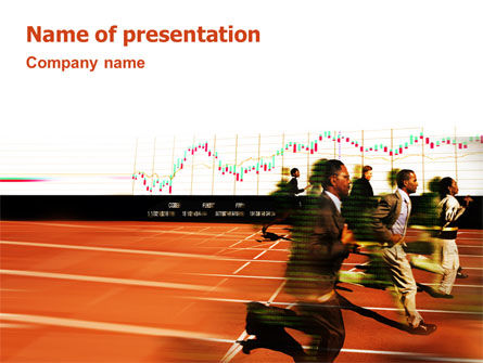 Business Concepts: Rate PowerPoint Template #01944