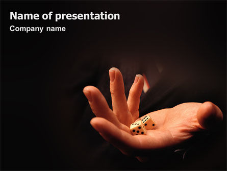 Fortune PowerPoint Template, 01947, Business Concepts — PoweredTemplate.com