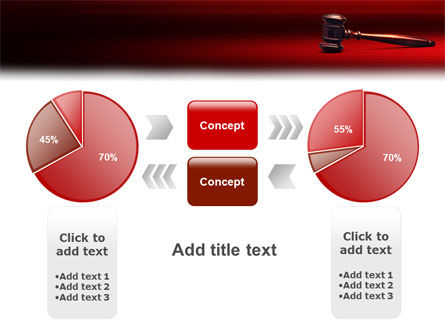 Judge Mallet PowerPoint Template Slide 11