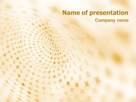 Rhombus Theme PowerPoint Template