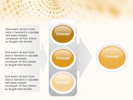 Rhombus Theme PowerPoint Template Slide 11