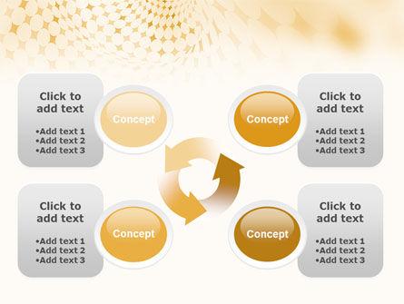 Rhombus Theme PowerPoint Template Slide 9