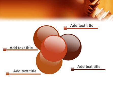 Gear PowerPoint Template Slide 10