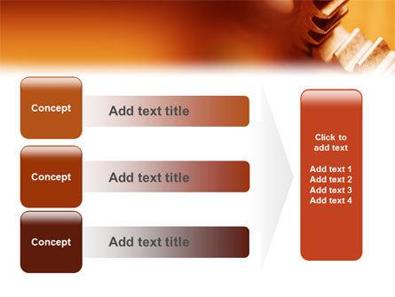 Gear PowerPoint Template Slide 12