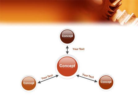 Gear PowerPoint Template Slide 14