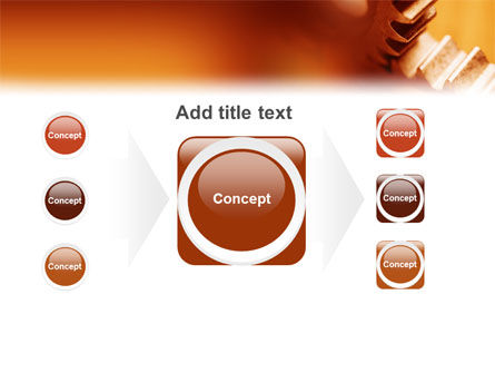Gear PowerPoint Template Slide 17