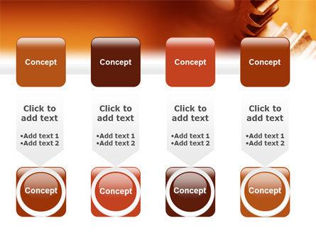 Gear PowerPoint Template Slide 18