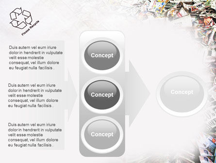 Recycle Industry PowerPoint Template Slide 11