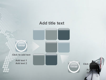 Mail Box PowerPoint Template Slide 16