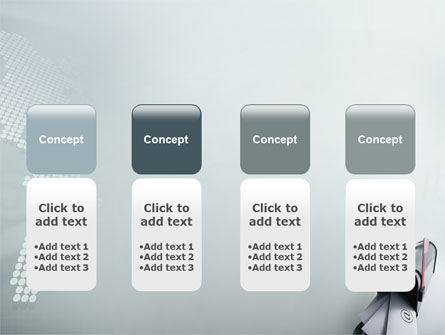 Mail Box PowerPoint Template Slide 5