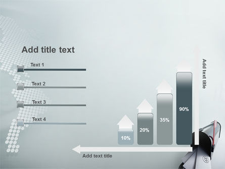 Mail Box PowerPoint Template Slide 8