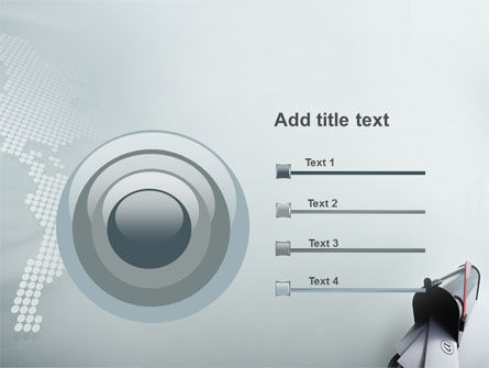 Mail Box PowerPoint Template Slide 9