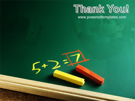 Arithmetic PowerPoint Template Slide 20