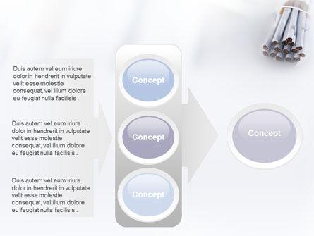 Cigarettes PowerPoint Template Slide 11