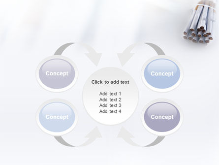 Cigarettes PowerPoint Template Slide 6