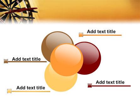 Darts PowerPoint Template Slide 10