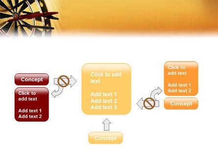 Darts PowerPoint Template Slide 13