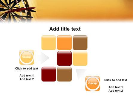 Darts PowerPoint Template Slide 16