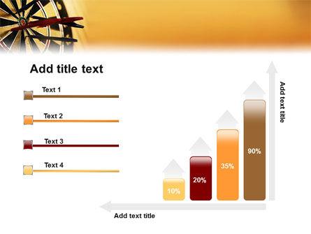 Darts PowerPoint Template Slide 8