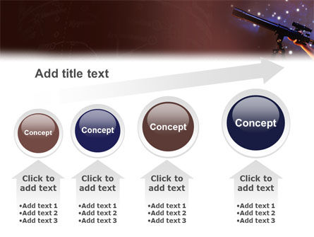 Astronomy PowerPoint Template Slide 13