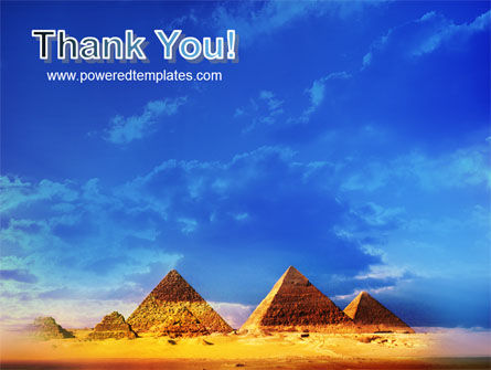 Pyramids PowerPoint Template Slide 20