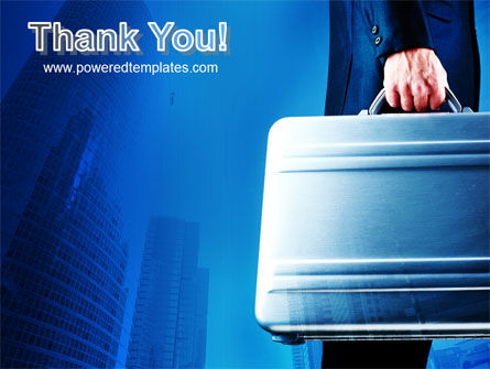 Suitcase  PowerPoint Template Slide 20