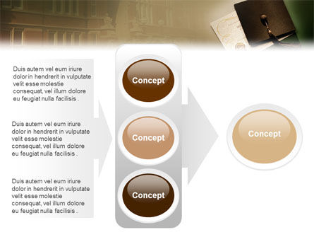Diploma PowerPoint Template Slide 11