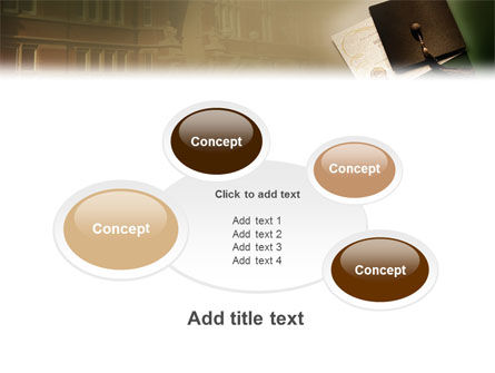 Diploma PowerPoint Template Slide 16