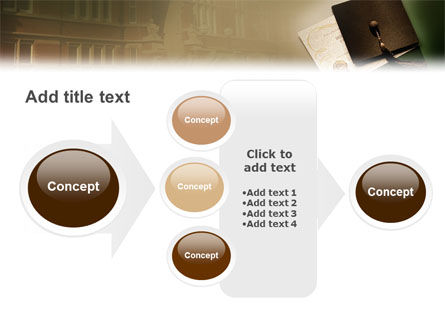 Diploma PowerPoint Template Slide 17