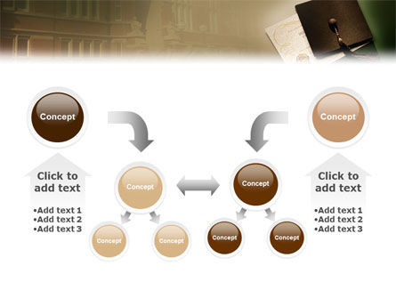 Diploma PowerPoint Template Slide 19