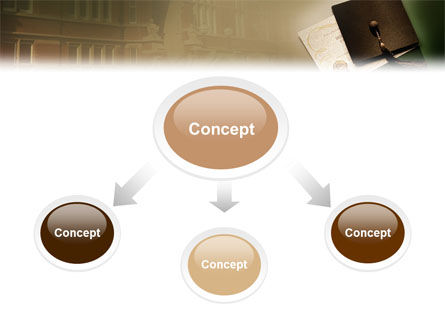 Diploma PowerPoint Template Slide 4