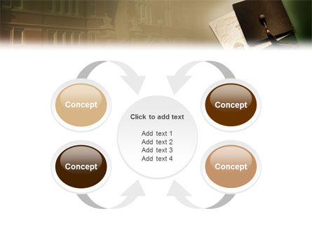 Diploma PowerPoint Template Slide 6