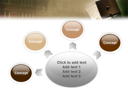 Diploma PowerPoint Template Slide 7