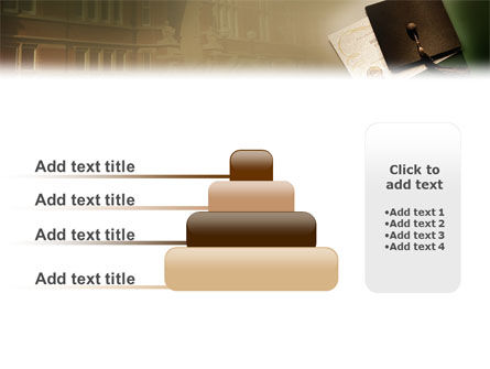 Diploma PowerPoint Template Slide 8