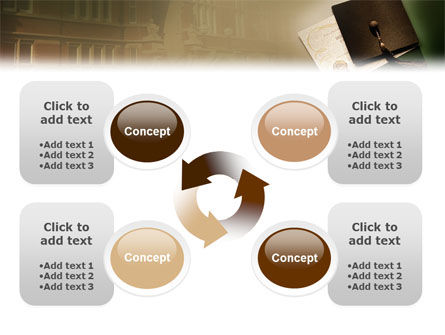 Diploma PowerPoint Template Slide 9