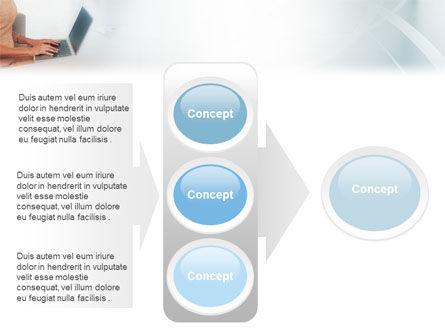Secretary PowerPoint Template Slide 11