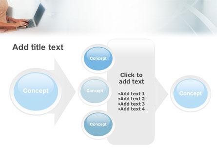 Secretary PowerPoint Template Slide 17