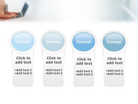 Secretary PowerPoint Template Slide 5