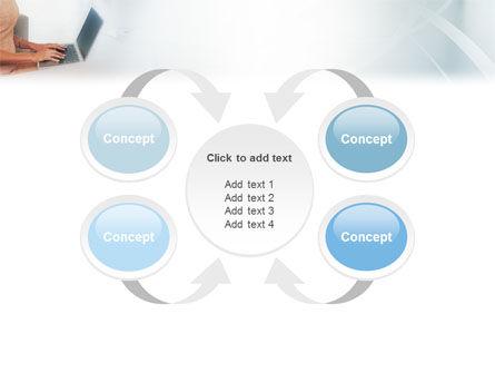 Secretary PowerPoint Template Slide 6