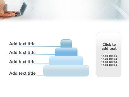Secretary PowerPoint Template Slide 8