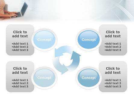 Secretary PowerPoint Template Slide 9