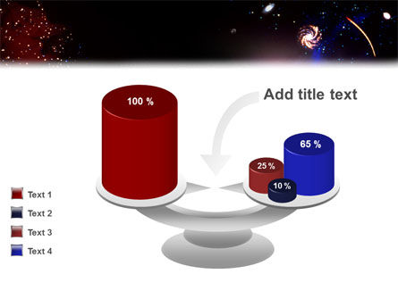 Astronomical Research PowerPoint Template Slide 10