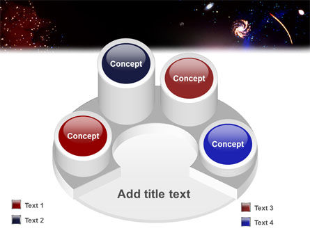 Astronomical Research PowerPoint Template Slide 12